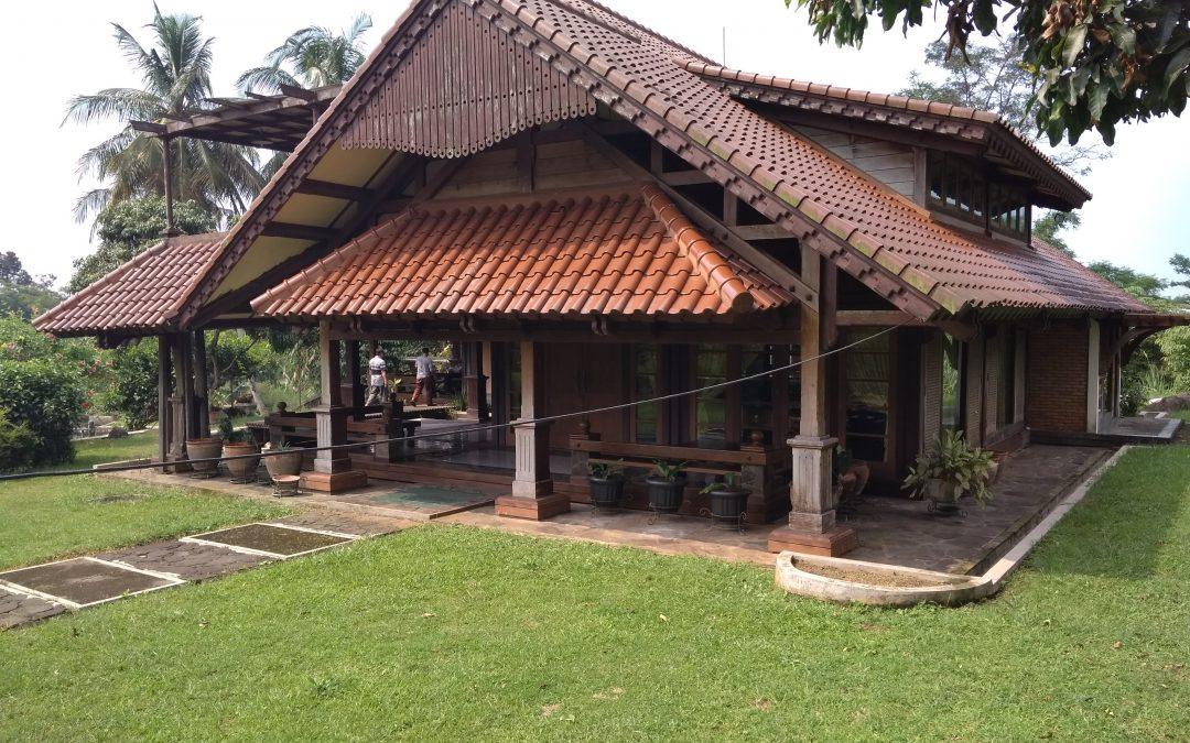 Trigona pada Rumah Kayu Ciampea